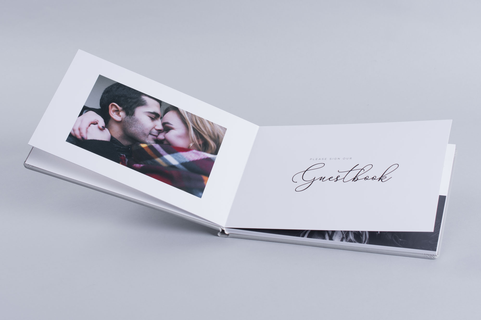 Photo-Album-layflat-rigid-paged-professional-product-portrait-guest-book-signing-book-engagement-session
