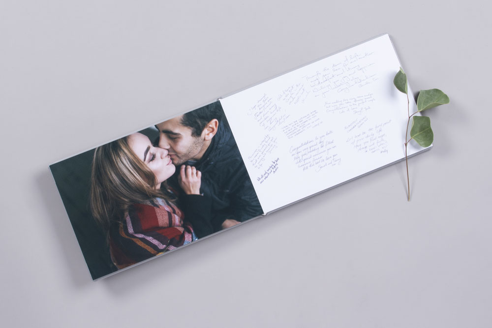 Photo-Album-layflat-rigid-paged-professional-product-portrait-signing-book-engagement-session-guest-book